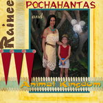 Rainee and Pochahantas (annirana)