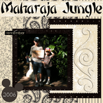 The Mahraja Jungle (annirana)