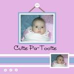 Cutie Pa-tootie (celestegrover)