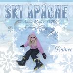 Skiing in Ruidoso (annirana)