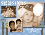 Our Christmas Card 2006 (cjyoung)