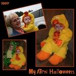 Jackson's first Halloween (aphilemon)