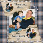 There's No Place Like Grandpap's Lap (cmarcum01@aol.com)