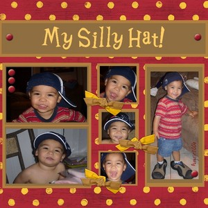 Silly hat p002 medium