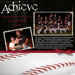 Achieve - District Champs (TXscrappingal)