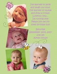 Anna's 1st Birthday Invite (thal820)