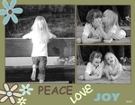 PEACE LOVE JOY (JENNA)