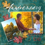 1st Anniversary (robertaboice)