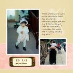 Cassie's Baby Book (ccweigel)