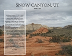 Snow Canyon (lilamae)