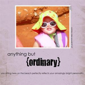Anything but ordinary c p001  medium  medium