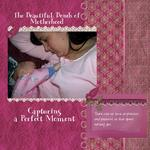 The Beautiful Bonds of Motherhood (cmarcum01@aol.com)