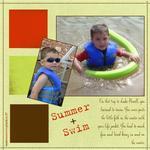 Summer Swim (celestegrover)