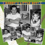 Daddy's Little Boy (raeadav)
