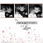 Progression of Love (celestegrover)