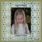 KAMERON - CHRISTMAS 2007 (JENNA)