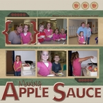 Making Apple sauce (Jesse77)