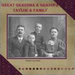 Taylor Family Album (sugarstamp)