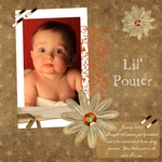 Lil' Pouter (kimberhere)