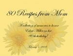 80 Recipes from Mom (Jan)