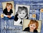 Hannah Your Adorable (BeachScraper)
