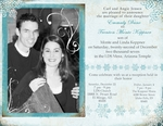 Emmaly & Trent Weeding Announcement (Kristan)