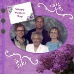 Mother's Day Album (mjhonsaker)