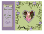 Rainee's Easter page (annirana)