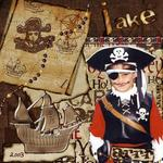 Move Over Johnny Depp There's  a New Pirate in Tow (audosborne)