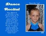 KAMERON'S 1ST DANCE RECITAL (JENNA)
