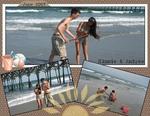 Andrew & Kim (BeachScraper)