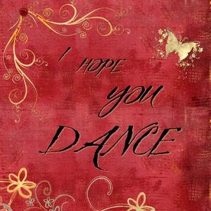 I hope you dance p001 medium