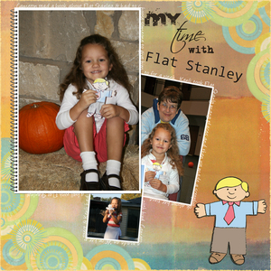 Flat stanley copy medium