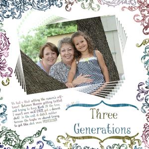 3 generations copy medium