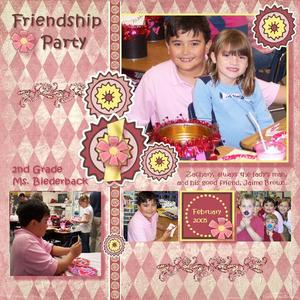 Friendship party medium