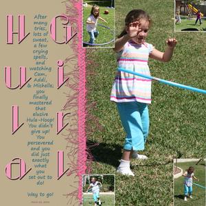Hula girl copy medium