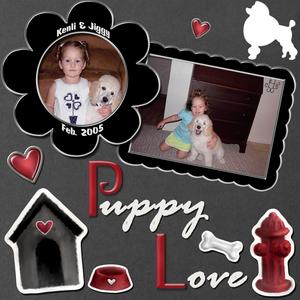 Puppy love copy medium
