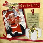 Santa BABY (audosborne)