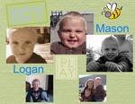 Mason & Logan (Lesa Hyer)