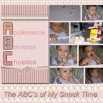 The ABCs of My Snack Time (cmarcum01@aol.com)