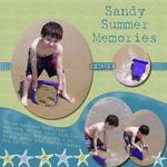 Sandy Summer Memories (cmarcum01@aol.com)