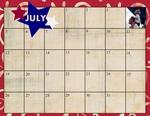 Calendar Challenge - 7 (leslieeliza)