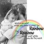 Audosborne   rainbows don t wait small