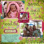 Beartiful Samantha (connierun)