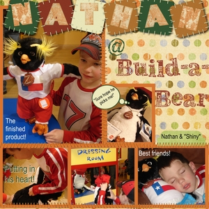 Build a bear p001 medium