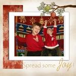 Spead Joy (audosborne)