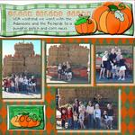 Fall pumpkin patch (Everett)