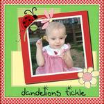 Dandelions Tickle (audosborne)