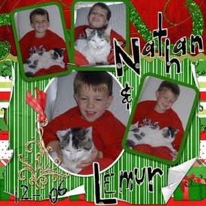 Nathan and lemur p001 medium