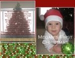 Megan's First Christmas (NVisser)